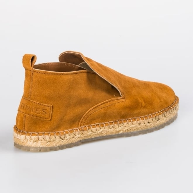 Shabbies 152020007 COGNAC SUEDE - Shabbies